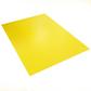 6mm Premium Corflute Protection Sheet 1500gsm 1800 x 1200mm   YELLOW