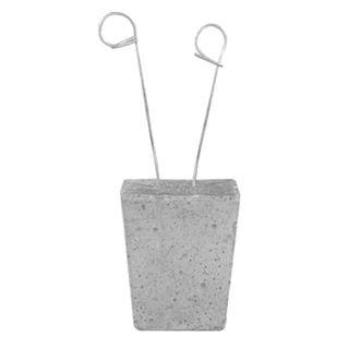 55mm Concrete Aspros / pk 50