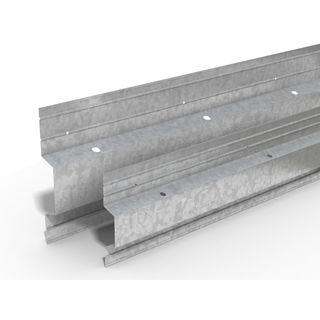 100mm x 3m Connolly Keyjoint. Includes 4pk Wedges & 350mm Pegs