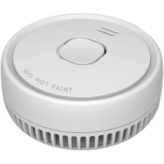 Photo Electric Smoke Alarm with 9v Batt