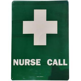 Clearance Signage - Nurse Call - 2