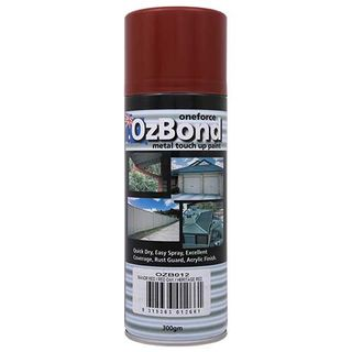 Budget Spray Touch Up Paint 300g - MANOR RED