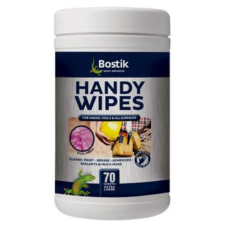 Bostik Heavy Duty Hand Cleaning Towels/70 wipes per Bucket