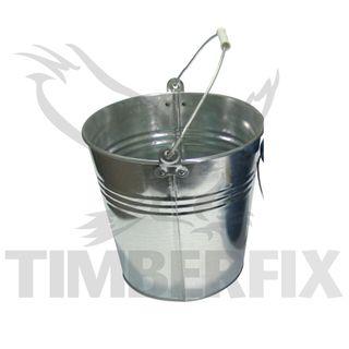 10 Ltr Metal Bucket
