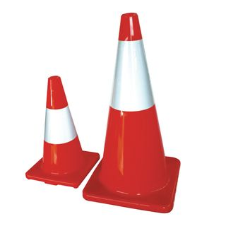 Traffic Cones Reflective 450mm