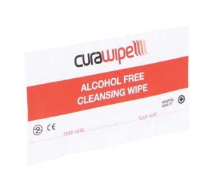 Antiseptic Wipe/Swab - Alcohol Free Cleansing Wipes