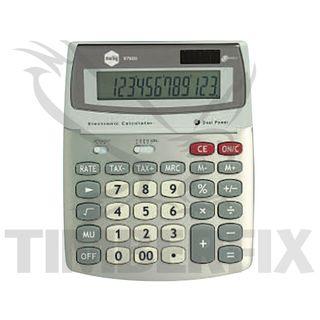 Large Desk Top Calculator