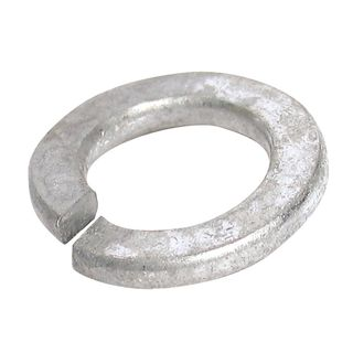 M6 Galvanised Spring Washers