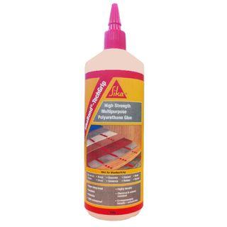 Sika Techgrip High Strength Polyurethane Glue 125g Bottle