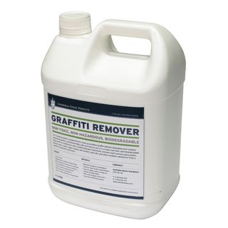 20Ltr Biodegradable, Non-toxic, Non-hazardous Graffiti Remover
