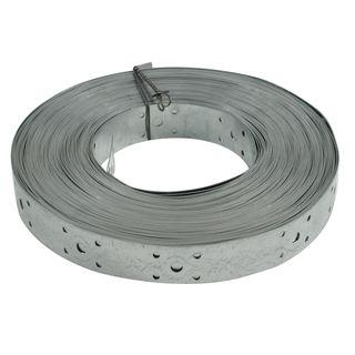 Hoop Iron Strap Brace 30mm x 0.8mm x 15mtr Light Duty