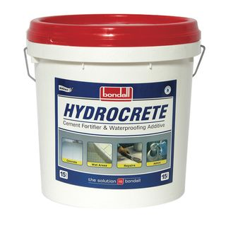 1Ltr Hydrocrete, Bonds Concrete to Glass & Metal ( Bondall Product)