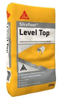 SIKA FLOOR LEVEL TOP    Interior High Performance Self Level Underlayment 0 - 50mm   20 KG bag