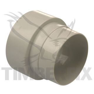100mm AG Pipe Adaptors to 90mm Stormwater