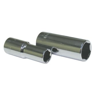 "17mm x 1/2"" Metric Deep Socket"