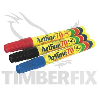 Artline 70 Texta    BLACK