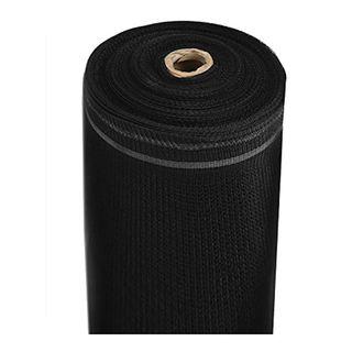 Scaffold Mesh / Fence Shroud Black 1830mm x 50mtr