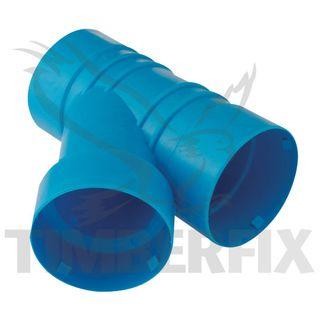 AG Pipe Y Junction 100mm Diameter