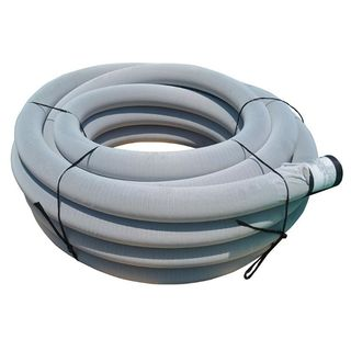 100 mm x 50 mtr AG Pipe with Filter Sock