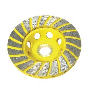 180mm Turbo Diamond Grinding Wheel