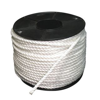 8mm Silver Rope - 125m Roll