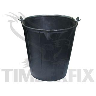 15 Ltr Rubber Bucket