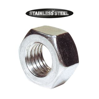 M4 Stainless Nuts