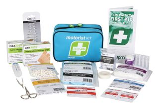 First Aid Motorist Kit, Soft Pack  - Up to 2 people