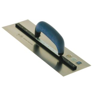 356 x 120mm Square Finishing Trowel