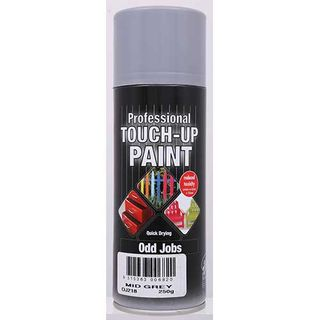 Budget Spray Touch Up Paint 300g - MID GREY