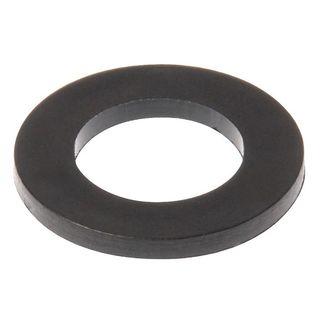Black Nylon UV Washer M8 x 16 x 1.6mm