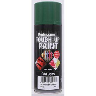 Budget Spray Touch Up Paint 300g - BRUNSWICK GREEN