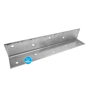 230 x 40 x 40mm 2mm Thick Builders Angles