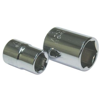"28mm x 1/2"" Metric Standard Sockets"