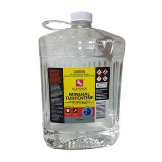 4 Ltr Mineral Turpentine