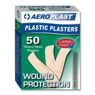 Plastic Bandaids  Pkt 100