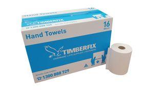 Hand Towel Roll 180mm x 80m - Box of 16