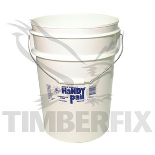 20 Ltr H/Duty Mixing Pail with Lid