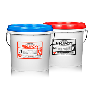 Megapoxy 69  20Ltr Kit for Timber, Masonry, Concrete & Steel