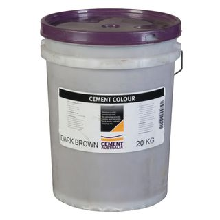 Oxide Dark Brown 20Kg Pail