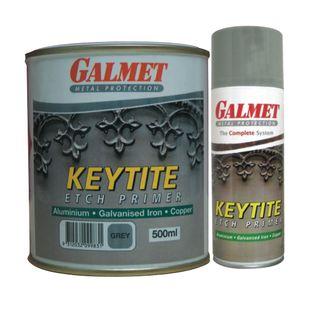 1Ltr Galmet Keytite - ETCH - Primer