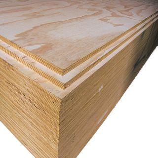 Plywood 1200mm x 2400mm  25mm