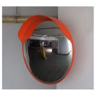 450mm External Convex Mirror with Shroud