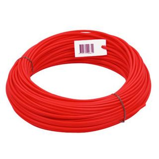 5.5mm x 50m Red V Type Spaghetti