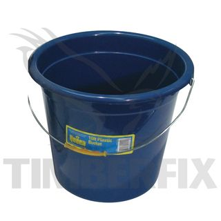 10 Ltr Plastic Bucket - BUDGET-
