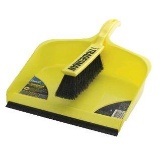 Tradesman Dustpan & Brush Set  -   XL