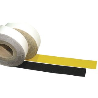 24mm x 18m Non Slip Tape Black