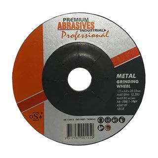 Grinding Wheel Metal 100mm