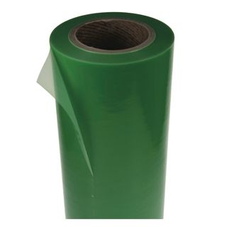 150mm x 100mtr Roll Blue Temporary Window Protection Film