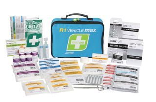 First Aid R1 Vehicle Max Kit, Soft Park - Up to 10 people